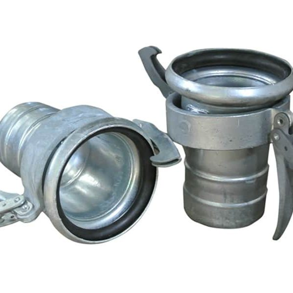Wellpoint accessories, Quick couplings
