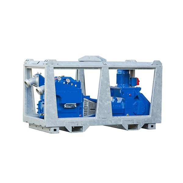 Wellpoint dewatering pumps